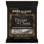 Jakemans Throat & Chest Lozenges