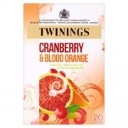 Twinings Cranberry & Blood Orange