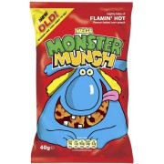 Walkers Monster Munch Flamin' Hot