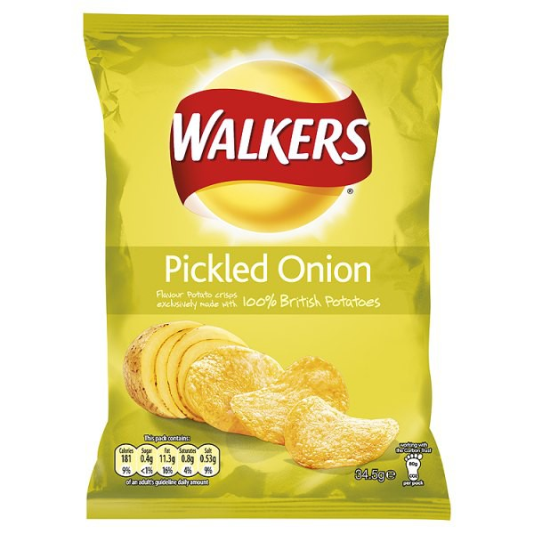 Buy Walkers Pickled Onion online from Flowers and More in Toronto ...