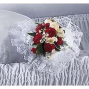 Heartfelt Casket Adornment