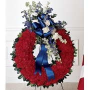All-American Tribute Wreath