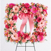 Peaceful Thoughts Wreath