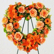 Hearts Eternal Wreath