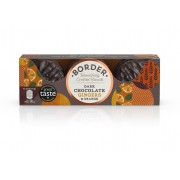 Border Dark Chocolate Ginger & Orange