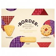Border Luxury Shortbread Selection