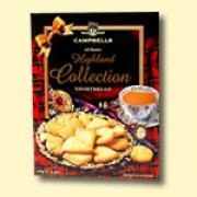 Campbells All Butter Highland Collection Shortbread