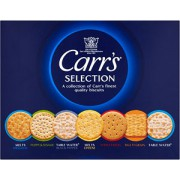 Carr's Selection Biscuits