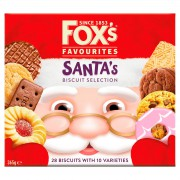 Fox's Santa's Biscuit Selection
