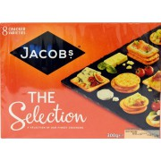 Jacob's Biscuit Selection