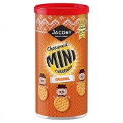 Jacob's Baked Mini Cheddars Caddy
