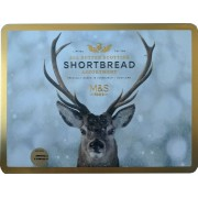 Marks & Spencer All Butter Scottish Shortbread Assortment Tin
