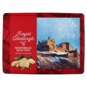 Royal Edinburgh Luxury All Butter Scottish Shortbread Tin