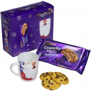 Cadbury Crunchy Melts Cookie & Mug Set