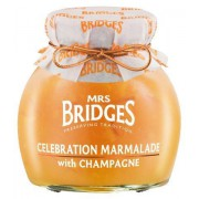 Mrs. Bridges Celebration Marmalade With Champagne