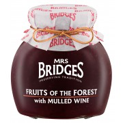 Mrs. Bridges Fruits Of The Forest With Mulled Wine