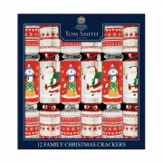 Tom Smith Family Fun Christmas Crackers