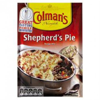 Colman's Shepherd's Pie Mix