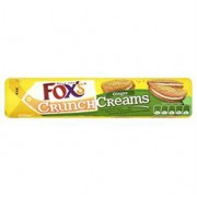 Fox's Ginger Crunch Cream