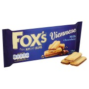 Fox's Viennese Milk Chocolate Biscuits