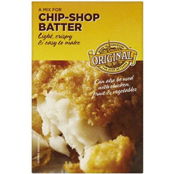 Goldenfry Chip-Shop Batter Mix