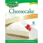 Green's Cheesecake Mix