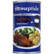 Homepride Classic Red Wine Cook-in-sauce