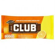 Jacob's Orange Club
