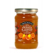 MacKay's Orange & Lemon Marmalade with Ginger
