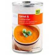 Marks & Spencer Carrot & Coriander Soup