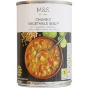 Marks & Spencer Chunky Vegetable Soup