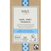 Marks & Spencer Earl Grey Tea