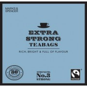 Marks & Spencer Extra Strong Tea