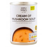 Marks & Spencer Cream Of Mushroom Soup