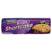 McVitie's Fruit Shortcake