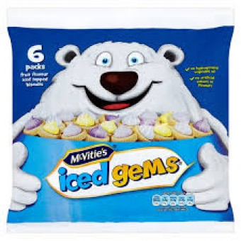 McVities Iced Gems