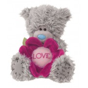 Me to You Tatty Teddy Love Flower