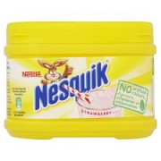 Nesquik Strawberry Milk Powder
