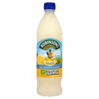 Robinsons Lemon Squash No Added Sugar