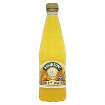 Robinsons Orange Barley Water