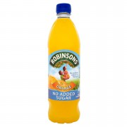 Robinsons Orange Squash No Added Sugar