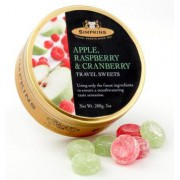 Simpkins Apple, Raspberry & Cranberry Travel Sweets