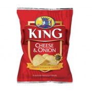King Cheese & Onion Crisp