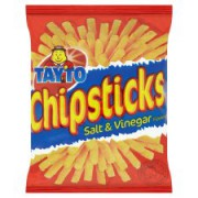 Tayto Chipsticks Salt & Vinegar Flavour