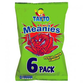 Tayto Meanies Pickled Onion Flavour