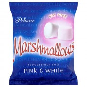 Candyland Pink & White Marshmallows