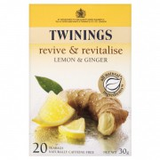 Twinings Lemon & Ginger