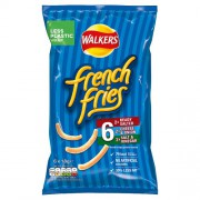 Walkers French Fries Variety 6-pack